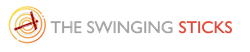 The Swinging Sticks Logo